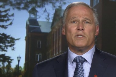 Full Inslee: Trump impeachment is 'inevitable'