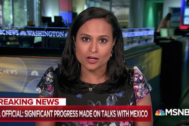 Full Welker: Mexico appears ready to compromise during tariff negotiations