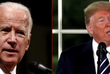 Biden gets under Trump's skin in Iowa