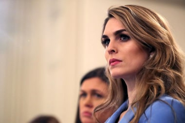 Hope Hicks agrees to testify before House Judiciary