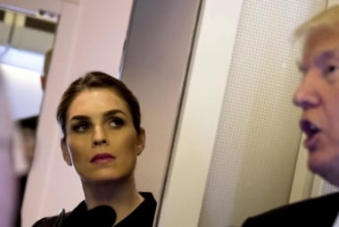 NEWS: Hope Hicks agrees to testify, first former Trump aide to go before House Judiciary committee