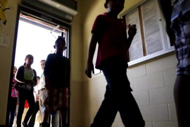 New reports of squalor and neglect for migrant children
