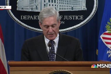 Trump disputes Mueller report's findings