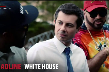 Mayor Pete Buttigieg puts himself out there to win support from African-American voters