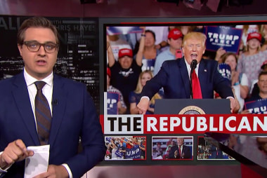 Chris Hayes: Trumpism must be peacefully but completely destroyed