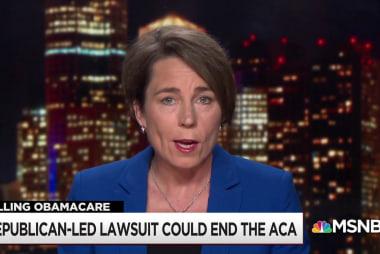 Republicans trying to cut ACA again