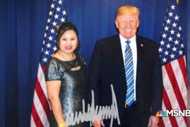 US to investigate woman selling Chinese access to Trump