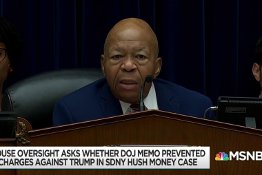 House Oversight demands answers on SDNY loose ends in Cohen case