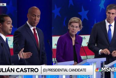 Julián Castro looks to broaden campaign with post-debate bump