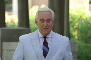 Judge bars Roger Stone from major social media platforms