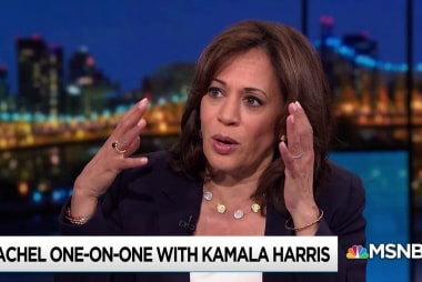 Harris pushes Medicare for all to avoid health care by crisis