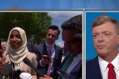 Trump campaign spokesman: Omar's comments 'have been so anti-American'