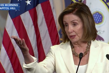 Pelosi calls Dem tweets 'offensive' after Ocasio-Cortez calls her 'disrespectful'