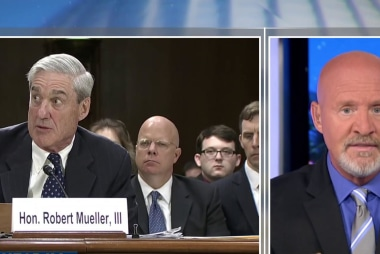 Full Kirschner: Mueller report volume 1 evidence points to dictionary definition of 'collusion'