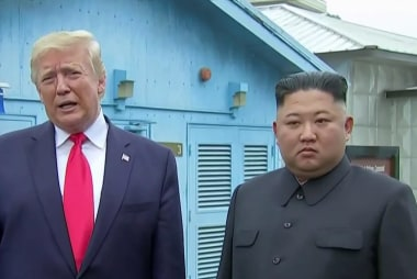 If US settles for nuclear freeze with North Korea would be 'total failure' of policy