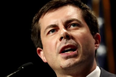 Mayor Pete boasts an impressive haul of cash in the latest quarter
