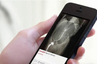 Big Idea: A photo sharing app for doctors