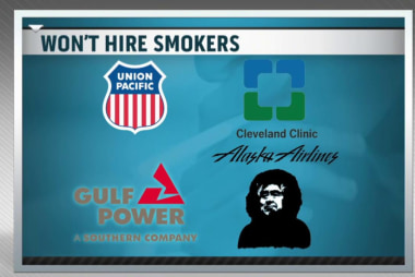 Could your smoking habit cost you your job?