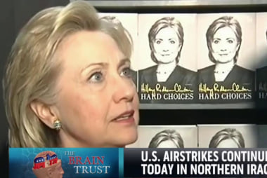 Hillary: Failure in Syria led to rise of ISIS