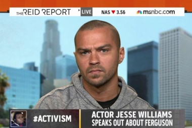 Celebrities draw attention to Ferguson