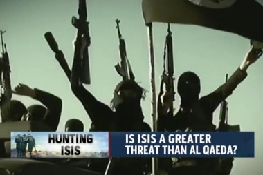 Is ISIS a greater threat than al Qaeda?