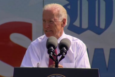 Mr. Biden goes to Iowa