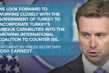 Turkey: Crucial ally. Iffy agenda.