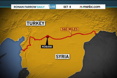 All eyes on Turkey as ISIS gains in Kobani