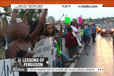 Putting the lessons from Ferguson to use