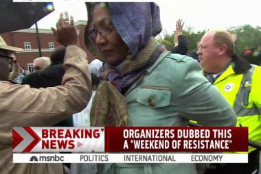 'Moral Monday' hits Ferguson's streets