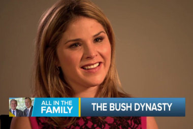 All in the family: The Bush dynasty