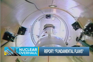 'Fundamental flaws' in US nuclear program