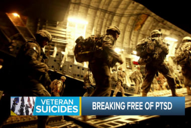 Veterans: PTSD and suicide
