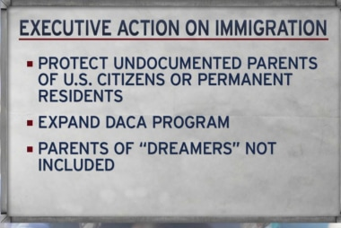 Pres. Obama's executive plans on immigration