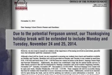 Is the prep in Ferguson over-preparation?
