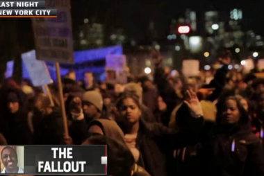 Police and activism: The fallout