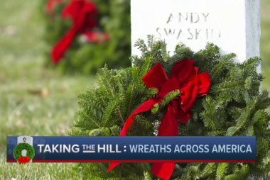 Why wreaths are important to families