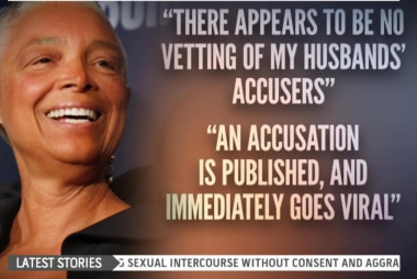 Camille Cosby defends her husband