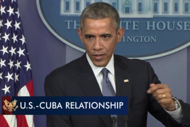 Obama: US is in a better position with Cuba