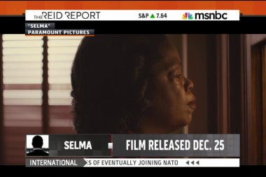 Powerful 'Selma' lauded by critics