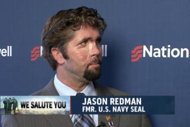 Military members we salute