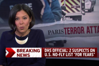 Paris suspects on US no-fly list 'for years'