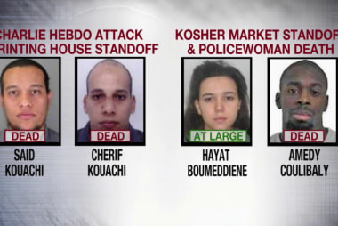 Report: 6 terror cell members on the run
