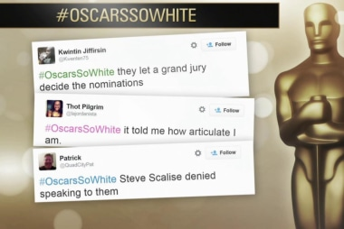 Oscar backlash: Where's the diversity?