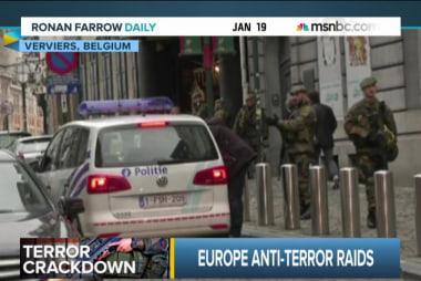 Europe's terror crackdown