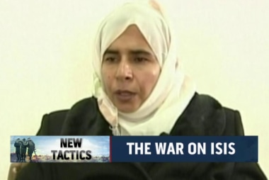 ISIS demands release of woman