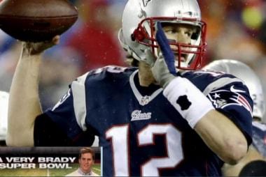 The mystery behind Tom Brady's persona