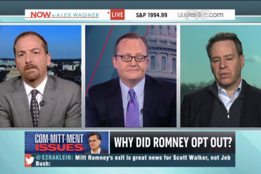 No go! Romney nixes 2016 bid