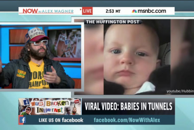 The most adorable viral video ever?