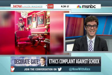 Ethics complaint introduces 'Decorate-Gate'